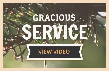 Gracious Service